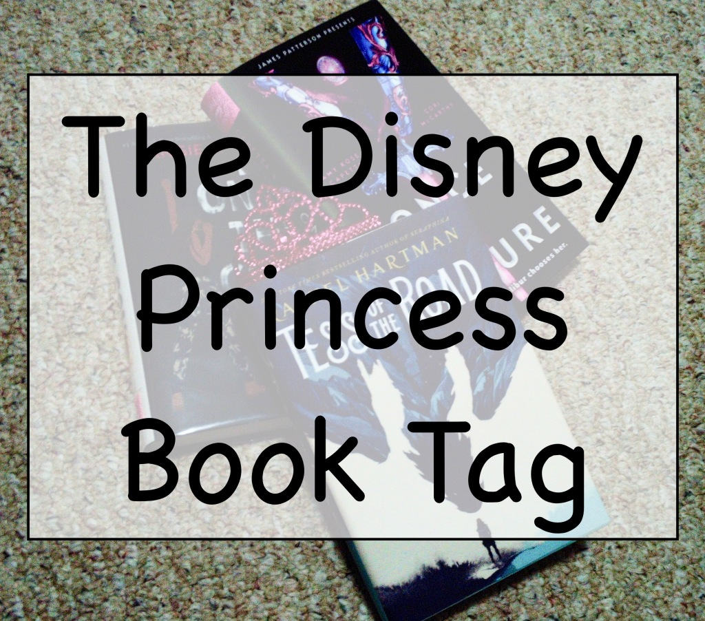 Disney Princess Book Tag