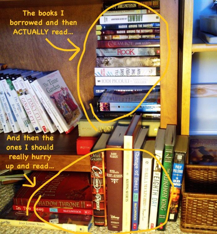 Cousin's Books