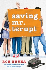 Saving Mr. Terupt