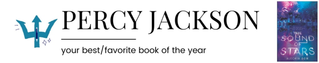 Percy Jackson || favourite book of the year