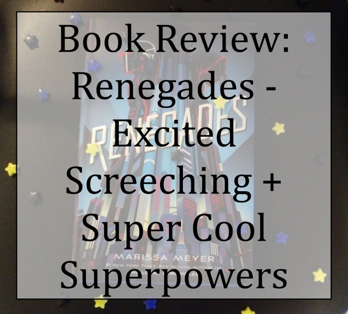 Book Review: Renegades
