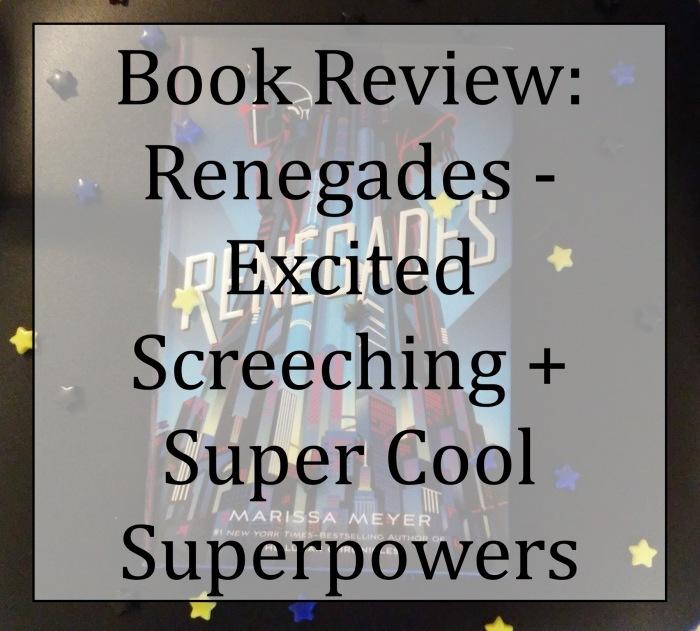 Book Review: Renegades