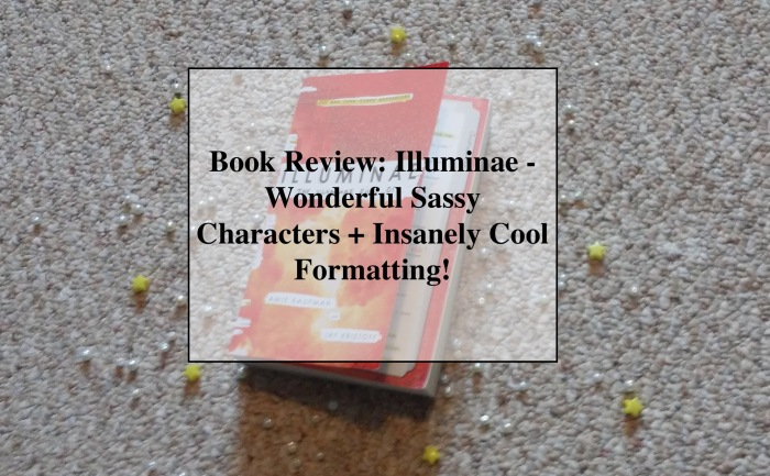 Book Review - Illuminae