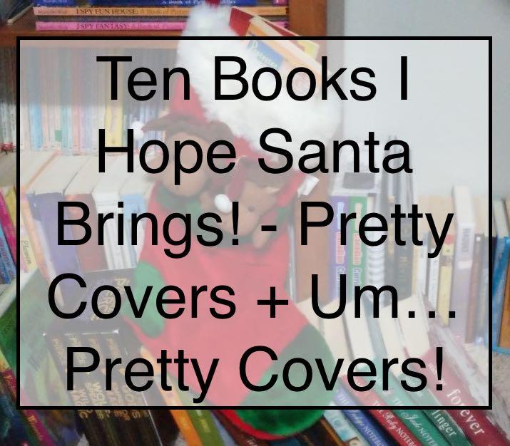 Ten Books I Hope Santa Brings