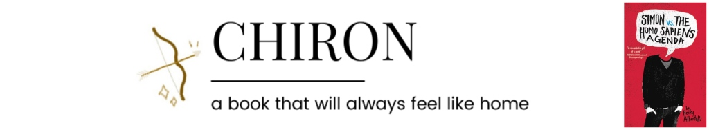 Chiron || a book that will always feel like home