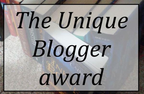 The Unique Blogger Award