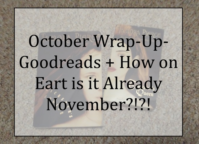 October Wrap-Up